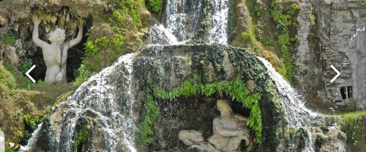 Villa D'Este – Famous gardens of the Master Landscapers series